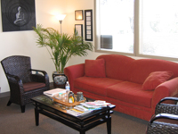 massage thereapy clinic portland, holistic healing waiting room, acupuncture clinic in milwaukie